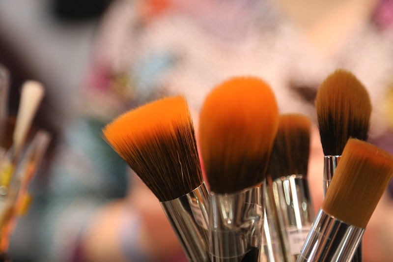 Щетки для макияжа наборы
